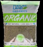 Organic Moong Dal Whole