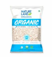 Organic Urad Dal Split Dehusked (Black Lentil Split)