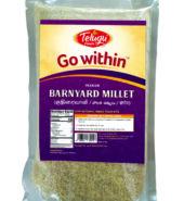 Telugu Foods Barnyard Millets (UNPOLISHED) (500gms)