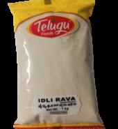 Telugu Foods Idli Rava (1 kg)