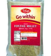 Telugu Foods Foxtail Millet (UNPOLISHED) (500 gms)