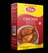 Telugu Foods Chicken Masala (80gms)