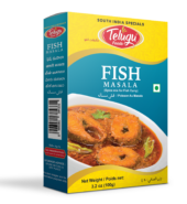 Telugu Foods Fish Masala (100gms)