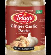 Telugu Foods Ginger Garlic Paste (300gms)