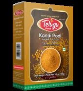 Telugu Foods Kandi Podi (Lentil Spice Mix Powder)