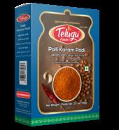 Telugu Foods Palli Karam Podi With Garlic (Peanut Spice Mix)