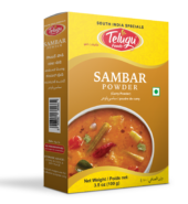 Telugu Foods Sambar Powder (100gms)