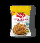 Telugu Foods Chethi Chekkalu (South Indian Fried Snacks) (170 gms)