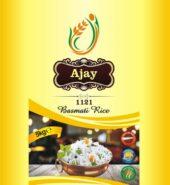 Ajay Basmati Rice (5 kgs)