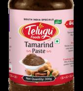 Telugu Foods Tamarind Paste (300 gms)