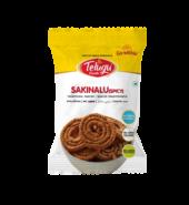 Telugu Foods Spicy Sakinalu (110 gms)