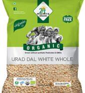 24 Mantra Organic Urad White Whole 1kg