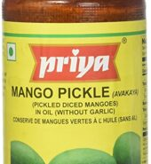 Priya  Mango Pickle (Avakaya) 300gm