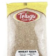 Wheat Rava (South Indian Style) Coarse 1 kg