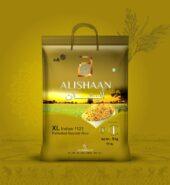 Alishaan Indian Parboiled Basmati Rice 5kg